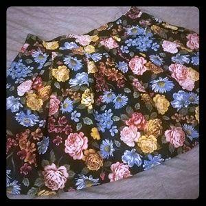Forever 21 Circle Skirt